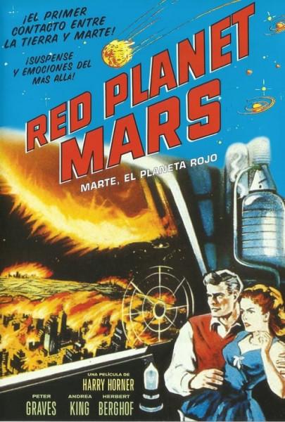 Red Planet Mars (Marte, el planeta rojo) (1952)