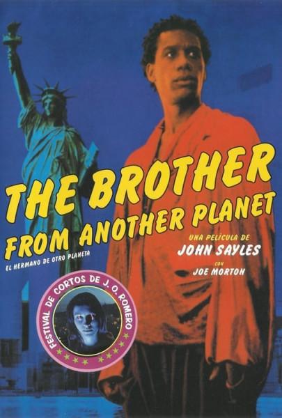 El hermano de otro planeta (1984)