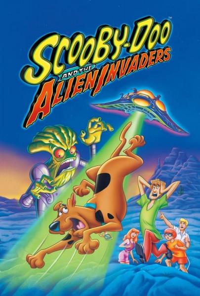 Scooby Doo y los invasores del espacio (2000)
