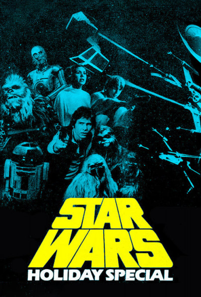 El especial navideño de la Guerra de las Galaxias (1978)