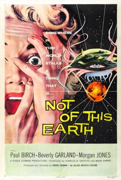 Emisario de otro mundo (1957)