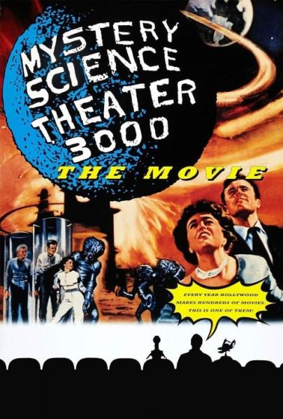 Misterio en el espacio: la película (1996)
