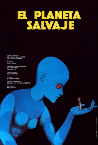 El planeta salvaje (1973)