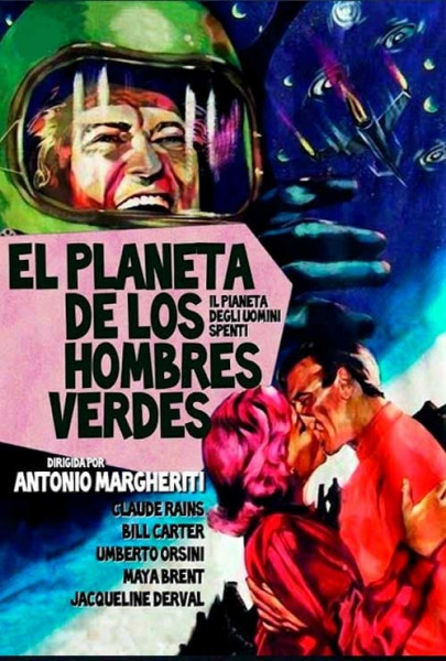 El planeta de los hombres verdes (1961)