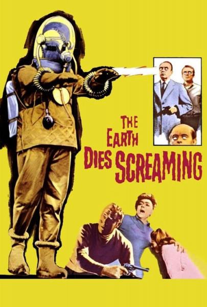 La Tierra muere gritando (1964)