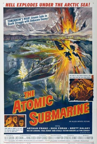 El Submarino Atómico (1959)