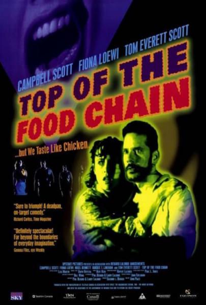 Alien predator (Top of the Food Chain) (1999)
