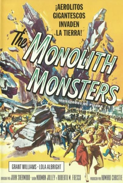 Monstruos de piedra (1957)