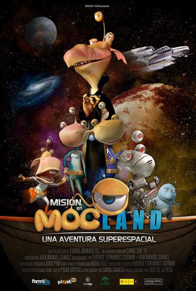 Misión en Mocland, una aventura superespacial (2008)