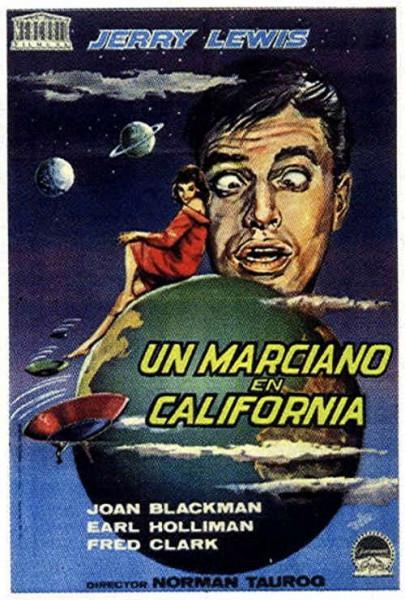 Un marciano en California (1960)