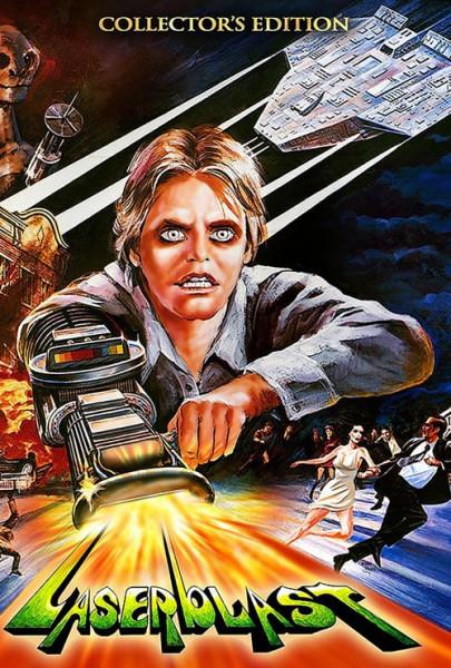 El rayo destructor del planeta desconocido (1978)