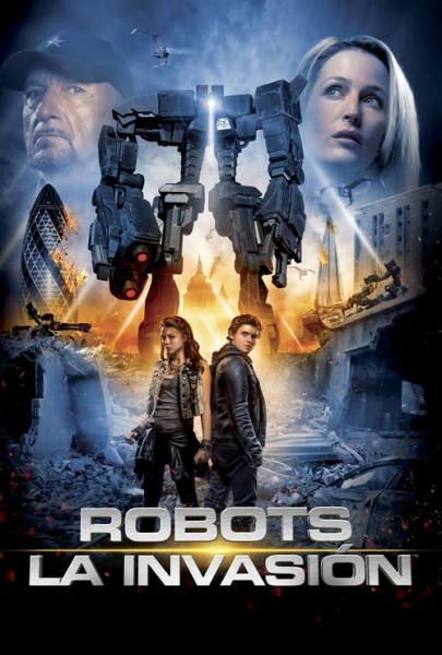 Robots. La invasión (2015)