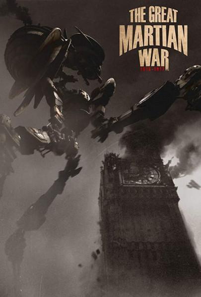 La Gran Guerra Marciana (2013)