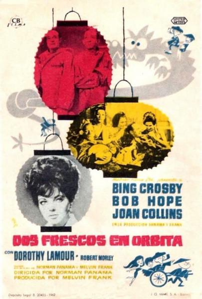 Dos frescos en órbita (1962)