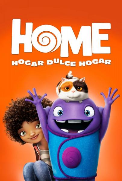 Home: Hogar dulce hogar (2015)