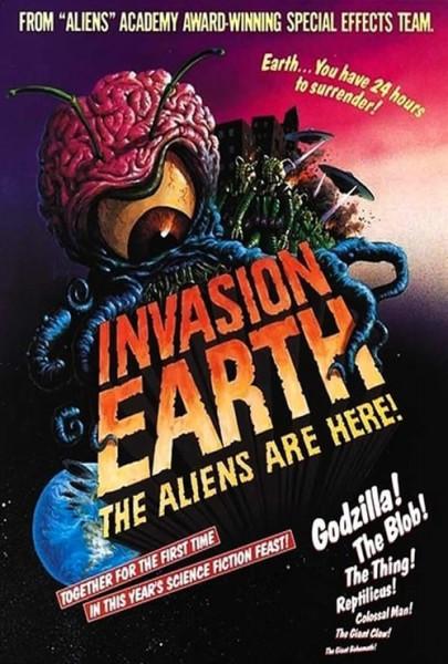 Invasión de la tierra: Los aliens están aquí (1988)