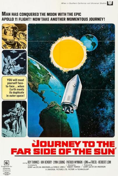 Más allá del sol (1969)