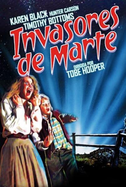 Invasores de Marte 86 (1986)