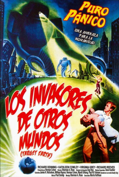 Los invasores de otros mundos (1954)