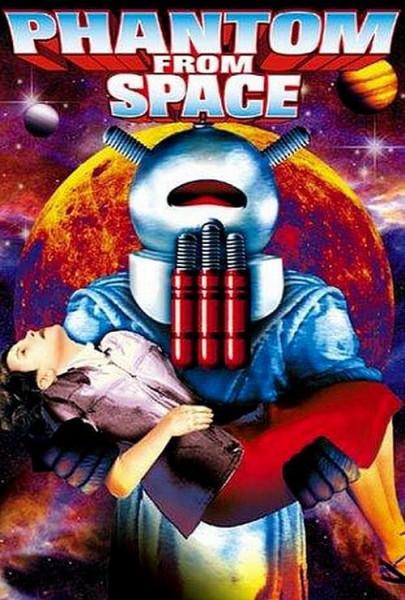 El fantasma del espacio (1953)