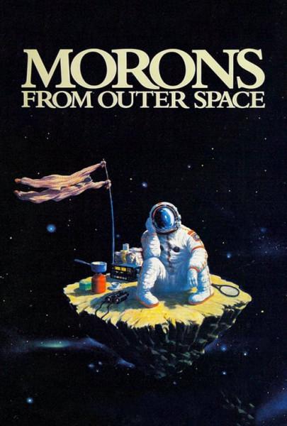 Los locos del planeta Blob (1985)