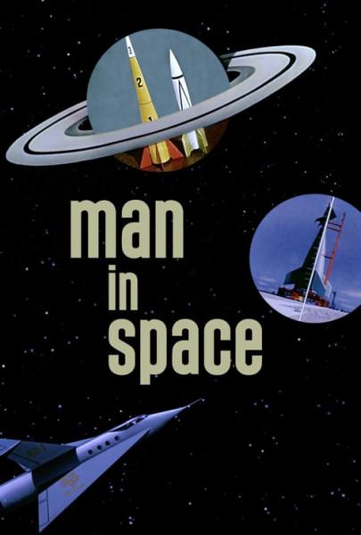 El hombre en el espacio (1955)