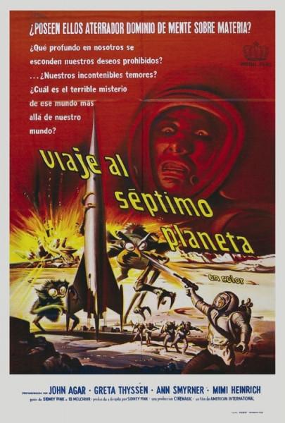 Viaje al séptimo planeta (1962)