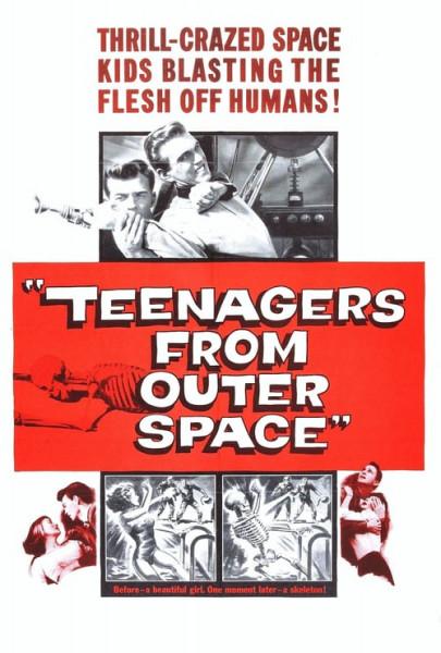 Adolescentes del espacio exterior (1959)