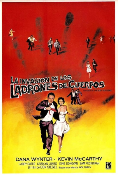 La invasión de los ladrones de cuerpos 56 (1956)