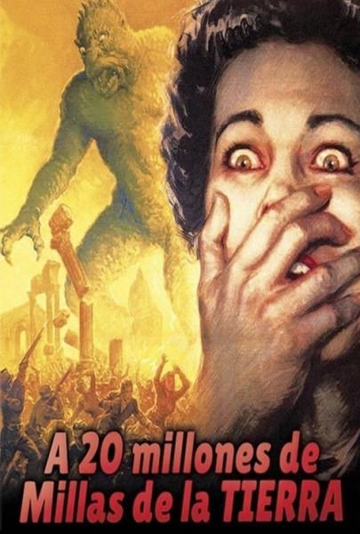 El monstruo de otro planeta (1957)