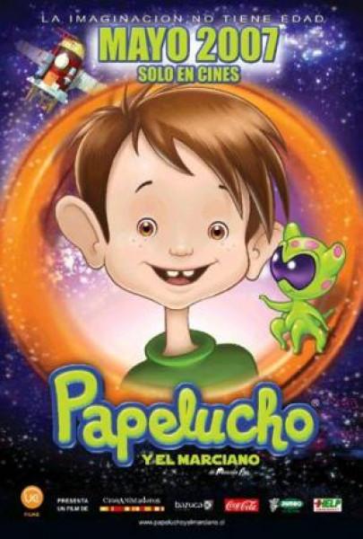 Papelucho y el marciano (2007)