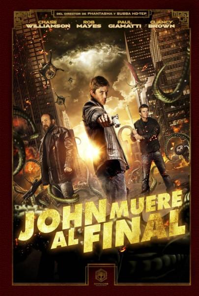 John muere al final (2012)