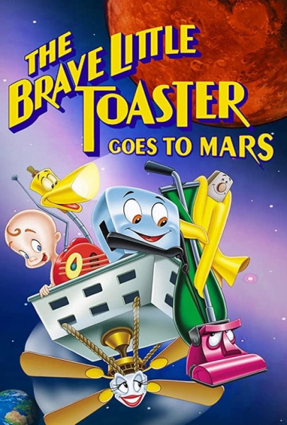 La tostadora valiente va a Marte (1998)