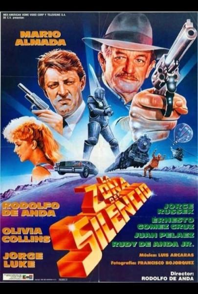 La zona del silencio (1990)