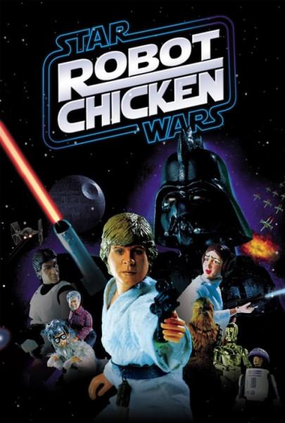Robot Chicken: Star Wars Episodio I (2007)