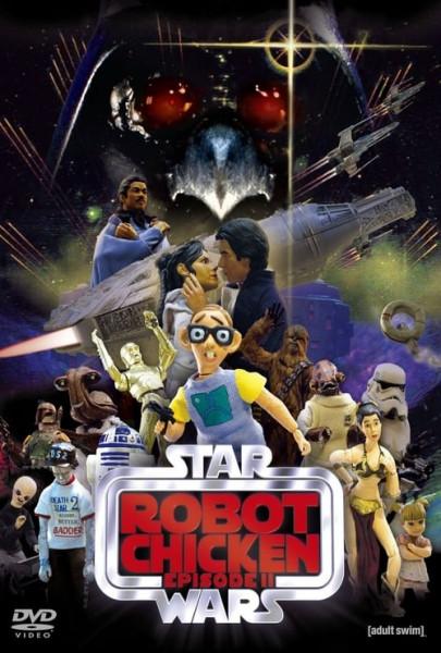 Robot Chicken: Star Wars Episodio II (2008)
