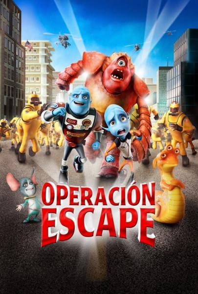 Escape del planeta Tierra (2012)