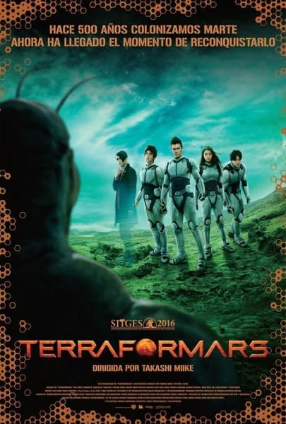 Terra Formars (2016)