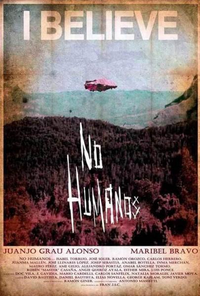 No humanos (2015)