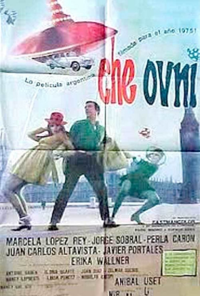 Che, OVNI (1968)