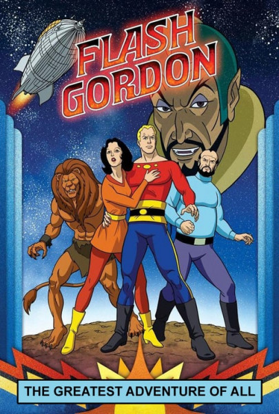 Flash Gordon, La Aventura Más Grande (1982)