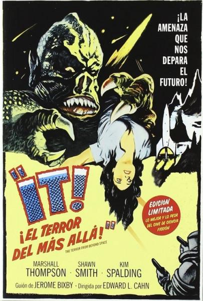It ¡El terror del más allá! (1958)