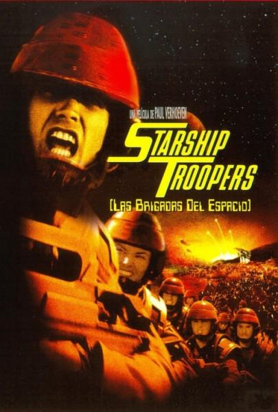 Starship Troopers (Las brigadas del espacio) (1997)