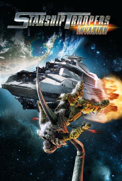 Starship Troopers: Invasión (2012)