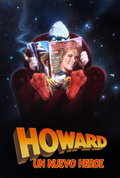 Howard: Un nuevo héroe (1986)