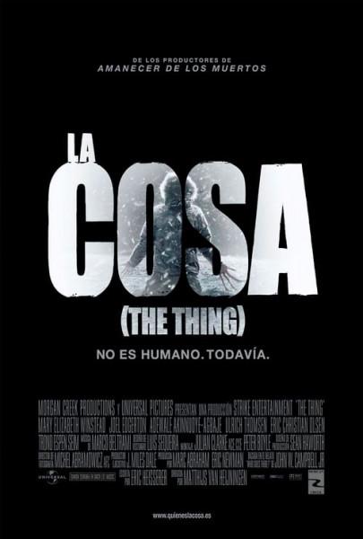 La cosa (The Thing) (2011)